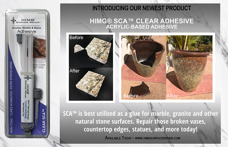 Acrylic Adhesive For Granite