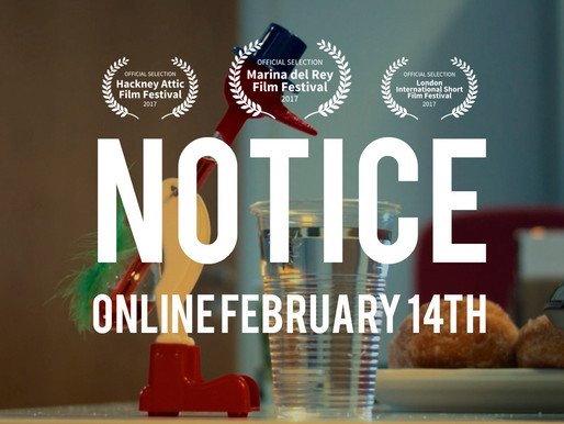 Notice short film