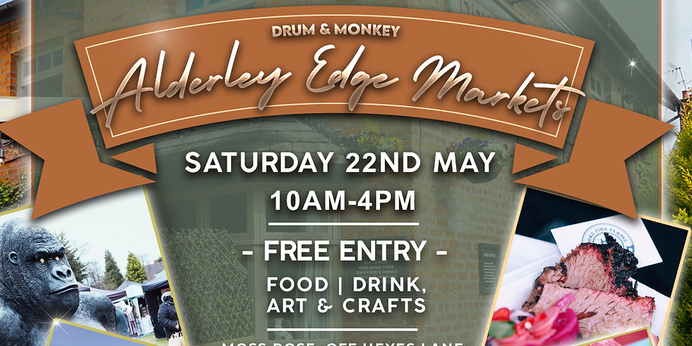 Drum and monkey monthly market
