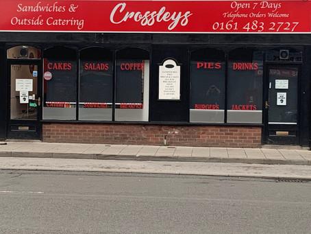 Crossleys cafe