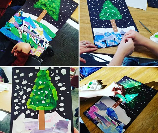 Assisted Art Projects
