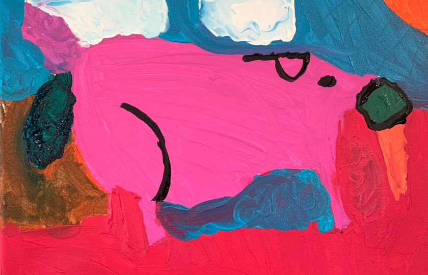 """Caleb Griswold """"When Pigs Fly"""""""