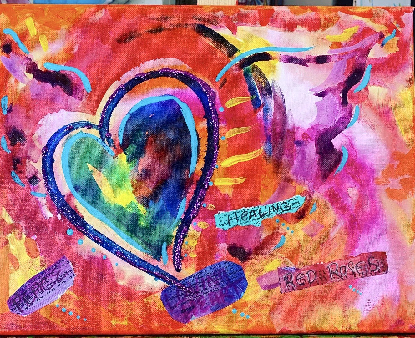 Healing the Heartspace Inside