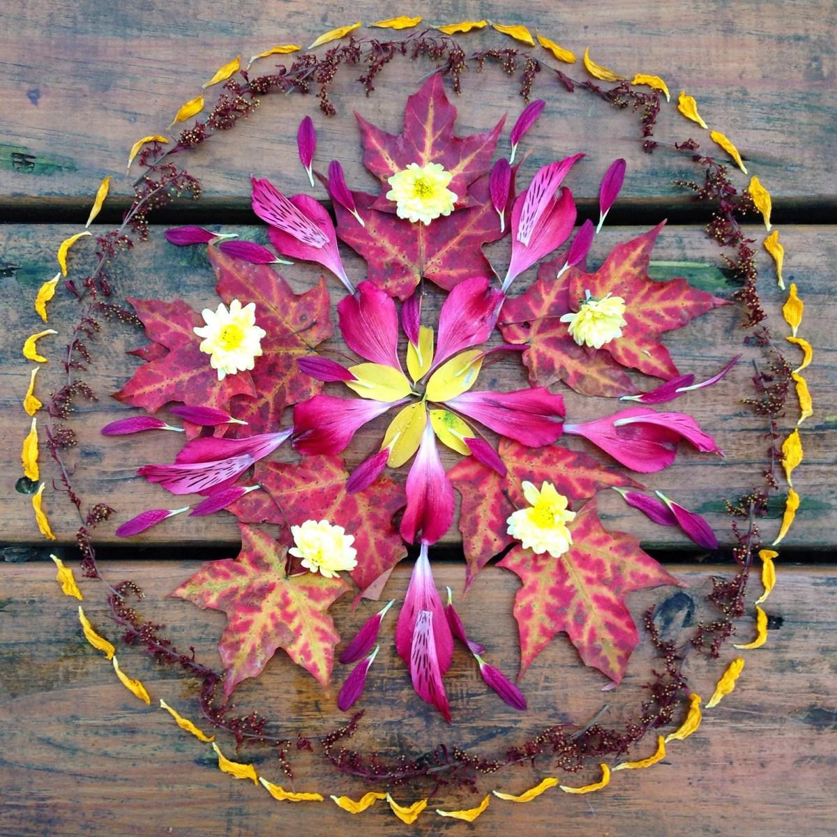 Circle Mandala for Kids
