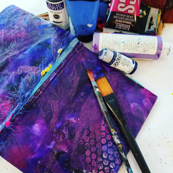 Adult Art Journal Party!