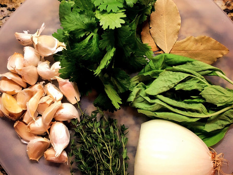 Aromatics - the Secret to Delicious Food and Good Health!