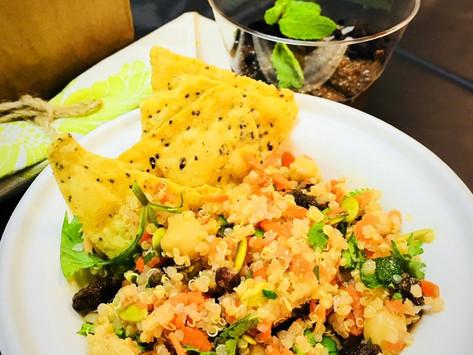 6-Ingredients Power Salad