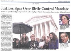 Emily Hardman Wall Street Journal