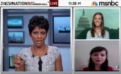 Emily Hardman MSNBC