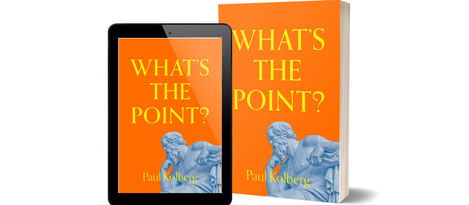 [New Release] 'What's the Point' by Paul Kolberg OUT NOW