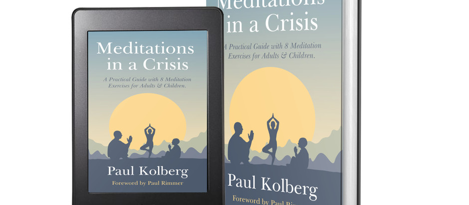 [New Release] Meditations in a Crisis: eBook OUT NOW
