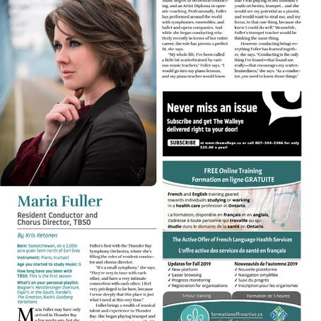 Walleye Magazine Feature