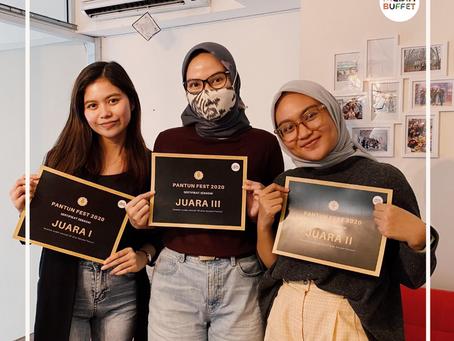 Indonesia Orangnya Ramah dan Santun, Agency Media Buffet PR Asik Berpantun