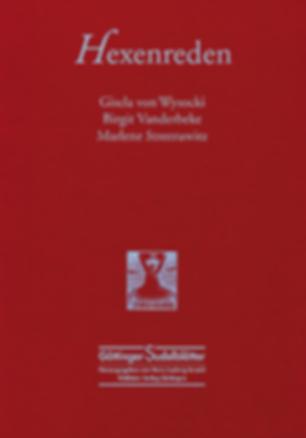 Hexenreden - Birgit Vanderbeke