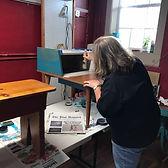 paint class participants