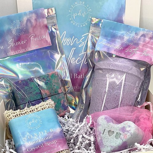 Moonstone Collection Self Care Box