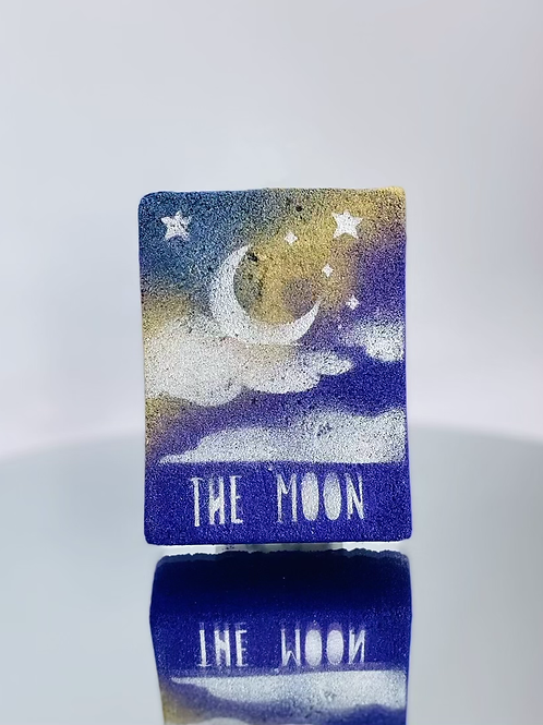 The Moon Tarot Card Bath Bomb