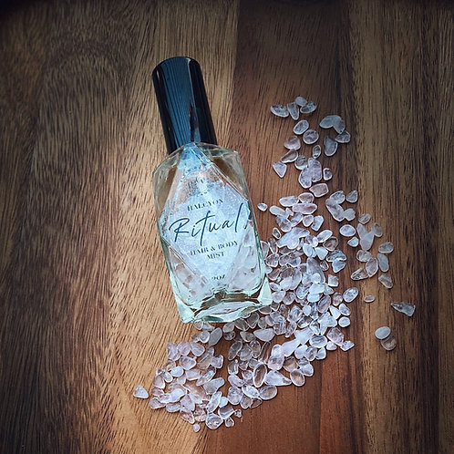 Halcyon - Ritual Hair and Body Mist