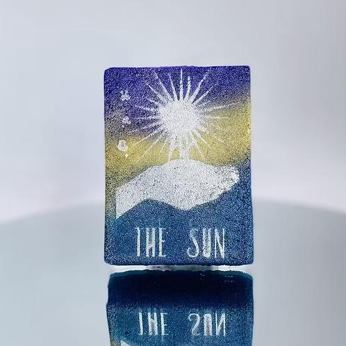 The Sun Tarot Card Bath Bomb