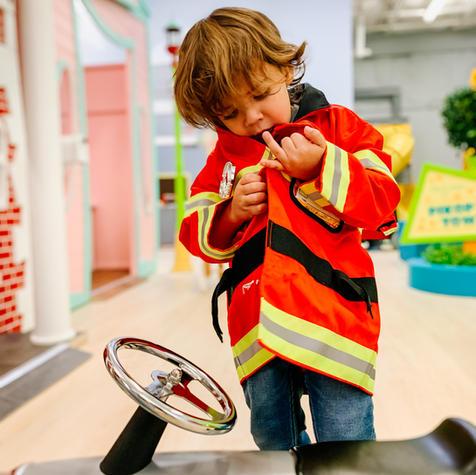 Firefighter Dress-up