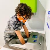 Auto-handwash Station