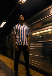 Photoshoot with actor/model Brandon Santana