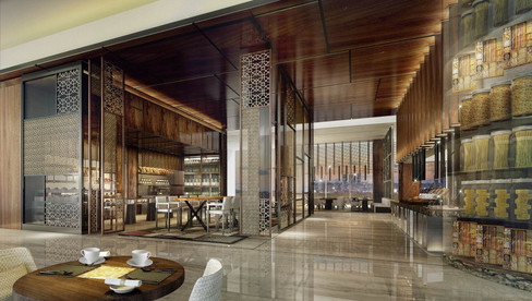 Hotel F&B Design