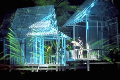Impressions Melaka Theatre Design