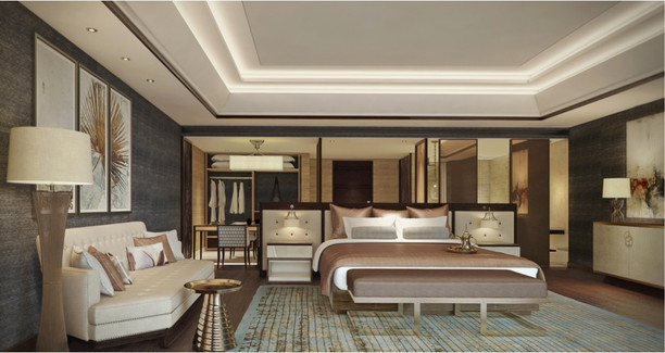 Luxury Show Apartment