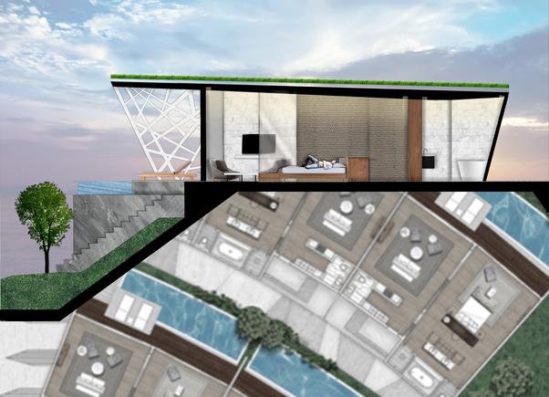 villa section