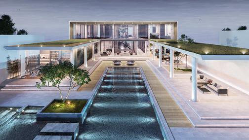 Summer Villa in Sanya