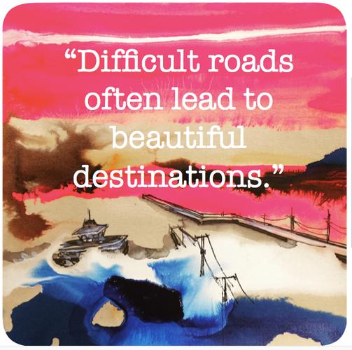 Beautiful journey..