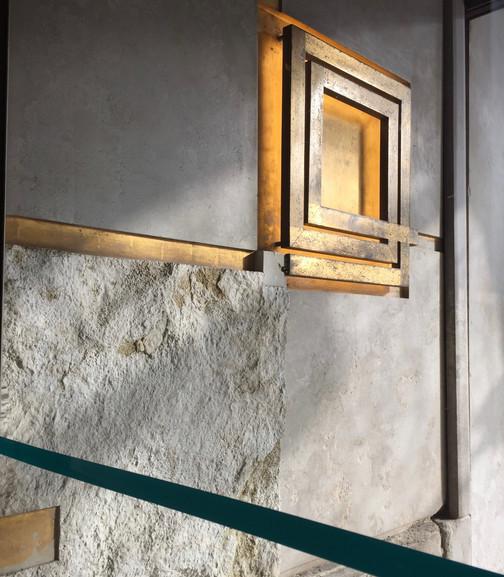 Scarpa's olivetti showroom