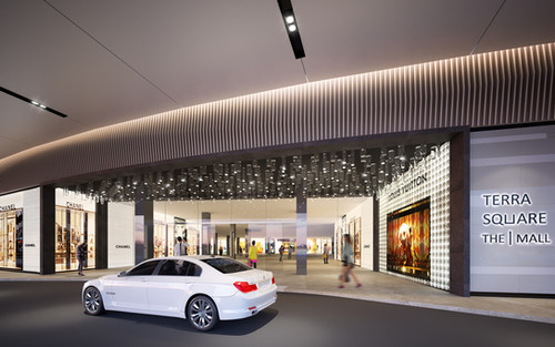 Terra Square Shopping Mall