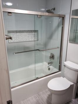 All around bathroom remodel