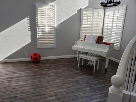 Flooring and Windows