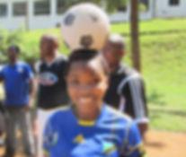 Sports Development Aid Project Assistant Amina Jumla