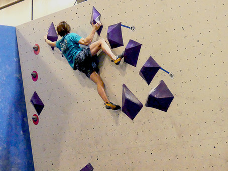 Climbing Competitions: How to Progress from Beginner to Intermediate