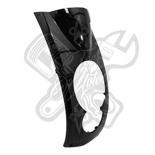 Frontal Replay para Peugeot Ludix Negro Brillante