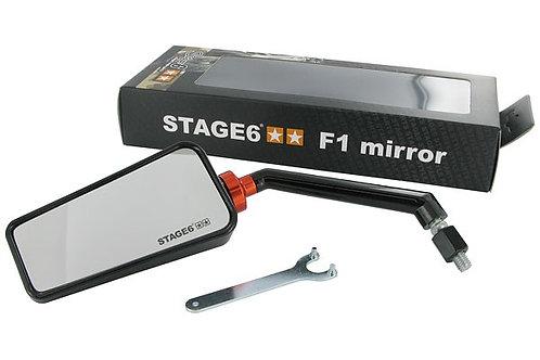 Stage6 espejo retrovisor izquierdo negro F1