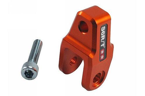 Stage6 Booster de amortiguador CNC + 40 mm Orange MBK Booster / Nitro