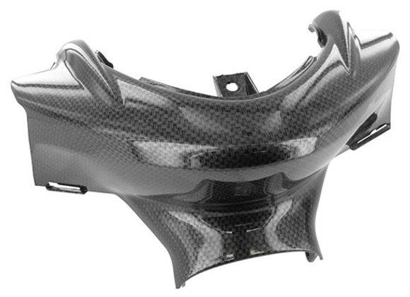 Cubierta del manillar sin indicadores STR8 MBK Nitro / Aerox carbon look
