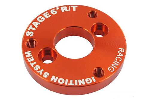 Stage6 naranja bomba de agua anodizada / voluta entrenador MBK Booster / Nitro