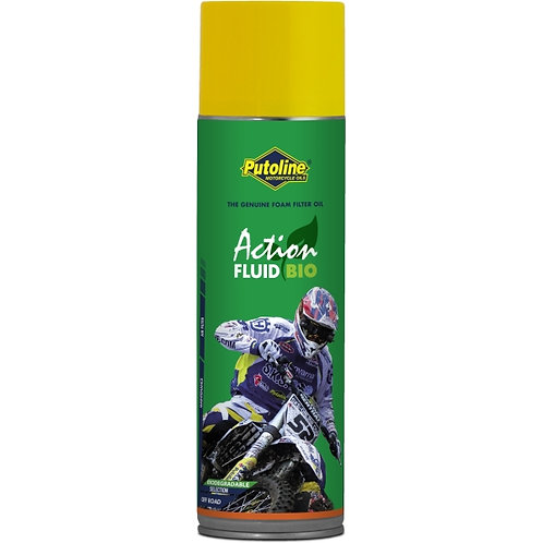 600 ML AEROSOL PUTOLINE ACTION FLUID BIO
