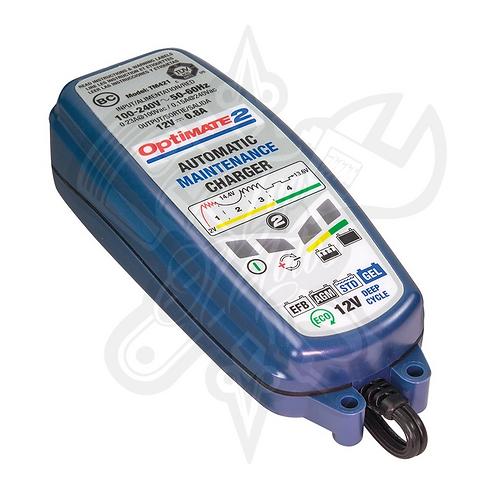 Cargador baterías Optimate 2 TM-420