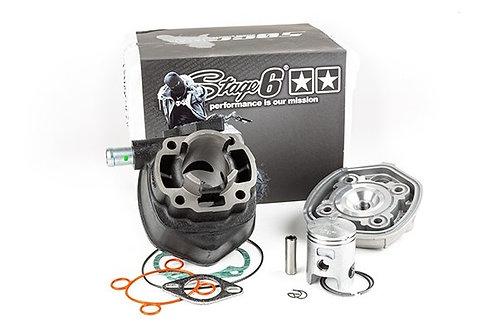 Stage6 Streetrace culata 50cc hierro fundido MBK Nitro / Aerox