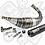 Thumbnail: ESCAPE STAGE6 R / T 90 - 100CC CNC NEGRO MINARELLI AM6