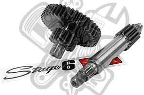 Transmisión primaria Stage6 13/43 MBK Nitro / Booster