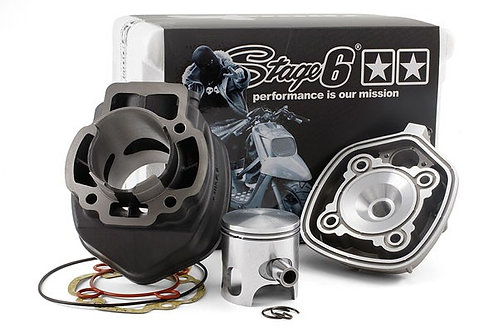 Stage6 cilindro 70cc StreetRace hierro fundido Piaggio NRG / Runner