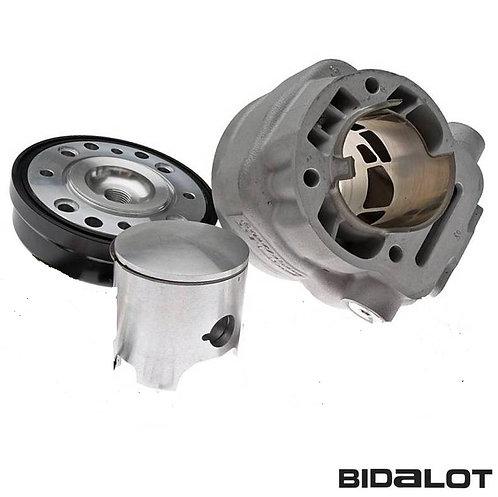 CILINDRO DERBI EURO 3 90CC BIDALOT RACING FACTORY WR C.44,9 BIELA 90MM BULÓN 13M